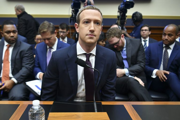 censura internet zuckerberg